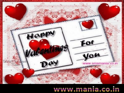 Happy Valentine's Day for you
