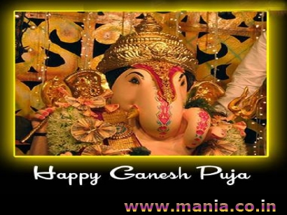 Happy Ganesh Puja
