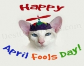 Happy April Fools Day!