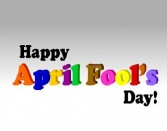 HAPPY APRIL FOOL DAY!