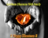 Celbrate Dhanteras With Family Happy Dhanteras