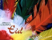 WISHING YOU A COLORFUL EID