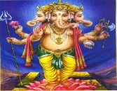 Ganesh God