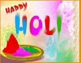 HAPPY COLORFUL HOLI