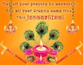 May All Your Prayers Be Answered And All Your Dreams Come True This Janmashtami