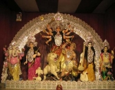 Awesome-Stage-Of-Durga-puja