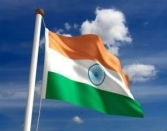 INDIAN FLAG, HAPPY REPUBLIC DAY