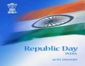 REPUBLIC DAY INDIA 26TH JANUARY