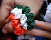 Republic Day - Colorfull Ribbon
