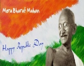 MERA BHARAT MAHAN, HAPPY REPUBLIC DAY