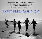 FRIENDSHIP IS NOT HOW YOU FORGET, BUT HOW YOU FORGIVE. NOT HOW YOU LISTEN, BUT HOW YOU UNDERSTAND. NOT HOW YOU SEE BUT HOT YOU FEEL. NOT HOW YOU LET GO, BUT HOW YOU HOLD ON! HAPPY FRIENDSHIP DAY