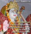 HAPPY DUSSEHRA, JAI SHREE RAM, MAY GOD SHOWER HIS CHOICEST BLESSINGS ON YOU AND YOU WIN OVER EVERY HURDLE IN LIFE!