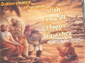GOLDEN VICTORY OF RAMAYAN WISH YOU ALL HAPPY DUSSEHRA