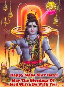 Mahashivratri Greetings