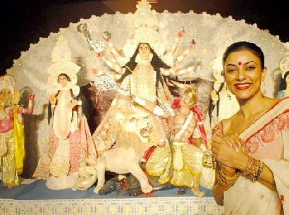 Celebrity-On-Durga-Puja-