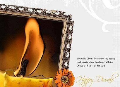 may this diwali illuminate, the hearts and minds of our brethren, with the Grace and light of the lord Happy Diwali