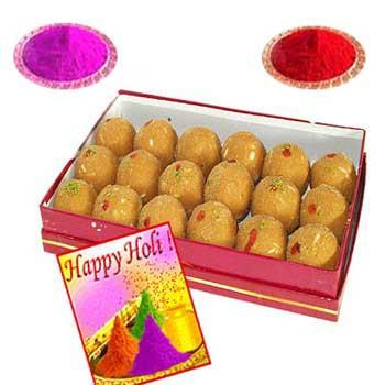 Sweets On Holi