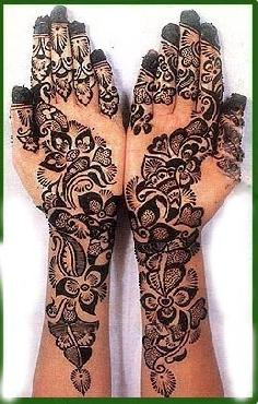 Mehndi Design For Hand